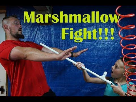 DIY High Powered Marshmallow Blaster
