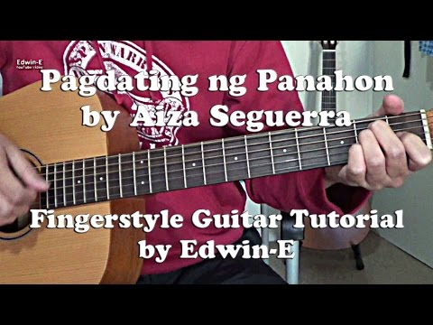 pagdating ng panahon guitar tutorial Guitar, vocals: years active: later in her teens, she pursued a career in music spawning her major hit single, pagdating ng panahon (when the time comes).
