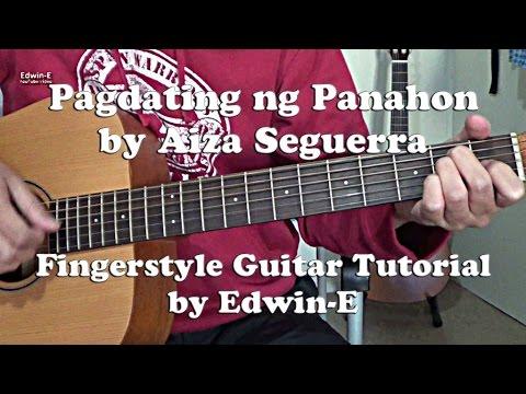 Pagdating ng panahon guitartutee videos