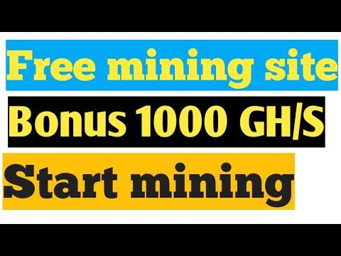 Raw hashing power cryptocurrency mining