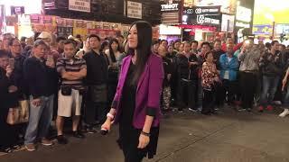 夢伴「送上一首梅姐的輕快歌曲給大家」(2017-11-19)香港街頭藝人及唱作音樂人彭梓嘉老師