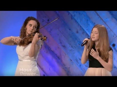 "Jenny Oaks Baker Ft. Lexi Walker - ""The Prayer"" (Live At Hour Of Power With Bobby Schuller 2016)"