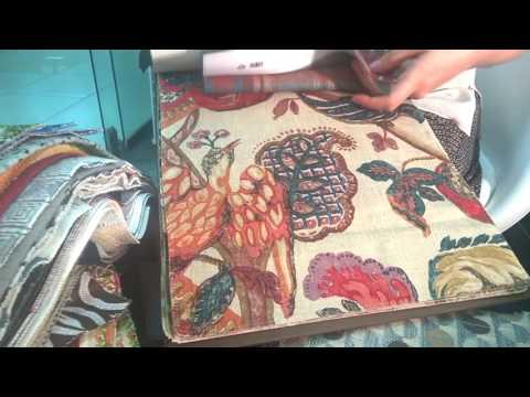 Текстура ткани Текстура ткани с рисунком