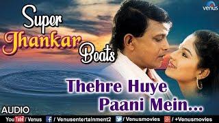 thehre-huye-paani-mein-jhankar-beats-dalaal-mithun-chakraborty-ayesha-jhulka-90s-hit-song