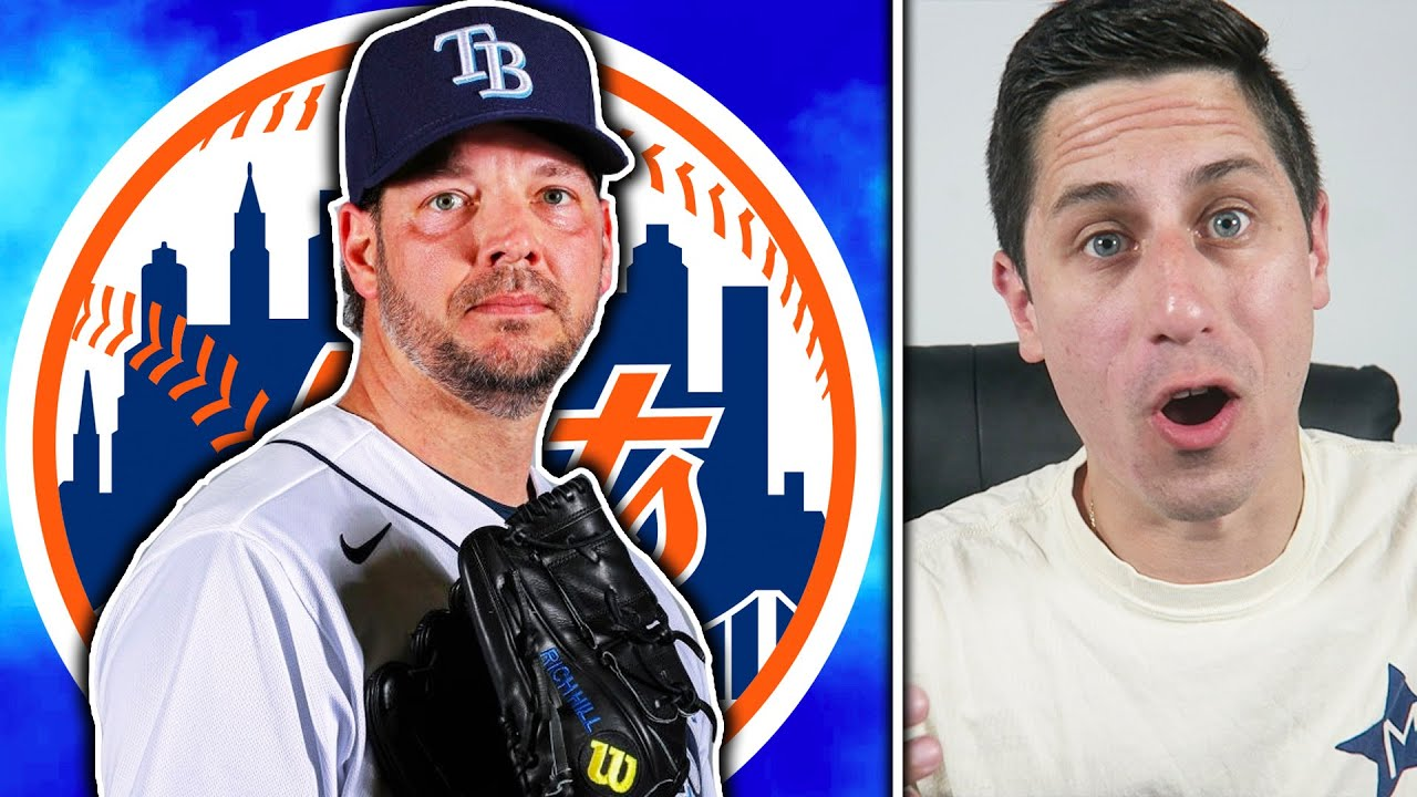 Why the Rays traded Rich Hill to the Mets