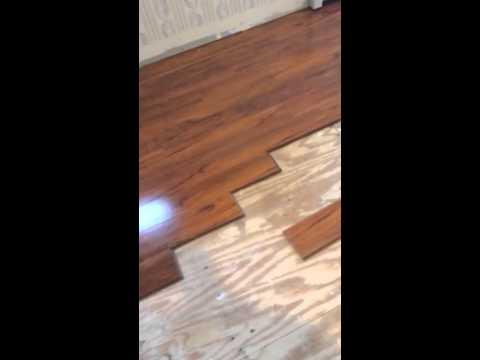 How To Start Flooring Pattern 802 310 5284 Stair Step Flooring