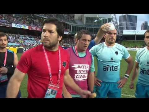 Chile vs Uruguay I Hong Kong 7s I 2017 I HSBC World Rugby Sevens Series I Qualifier Match 14