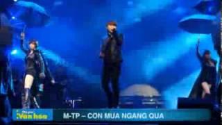 [Bản Live chuẩn] Cơn Mưa Ngang qua - MTP