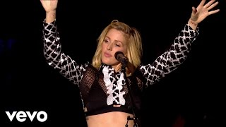 Ellie Goulding Burn Live From Capital Jingle Bell Ball 2015