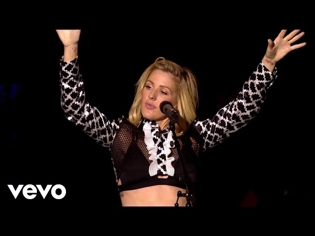 Ellie Goulding - Burn (Live From Capital Jingle Bell Ball 2015)