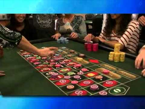 Indiana Poker and Casino Style Gaming - Eagles 3512 Charity Casino