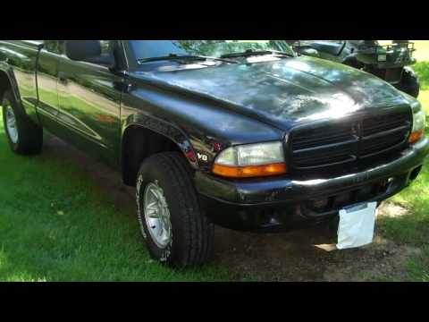 Got a 1998 Dodge Dakota Sport 4X4