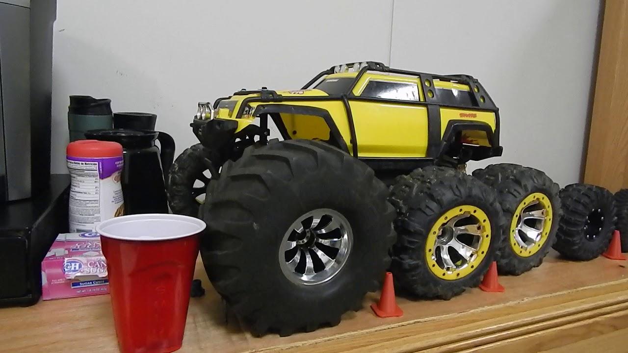 Traxxas Summit Wheels & Tires Update