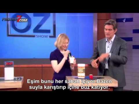 Dr. Mehmet Öz Whey Protein Tozu Hakkında Neler Söyledi?