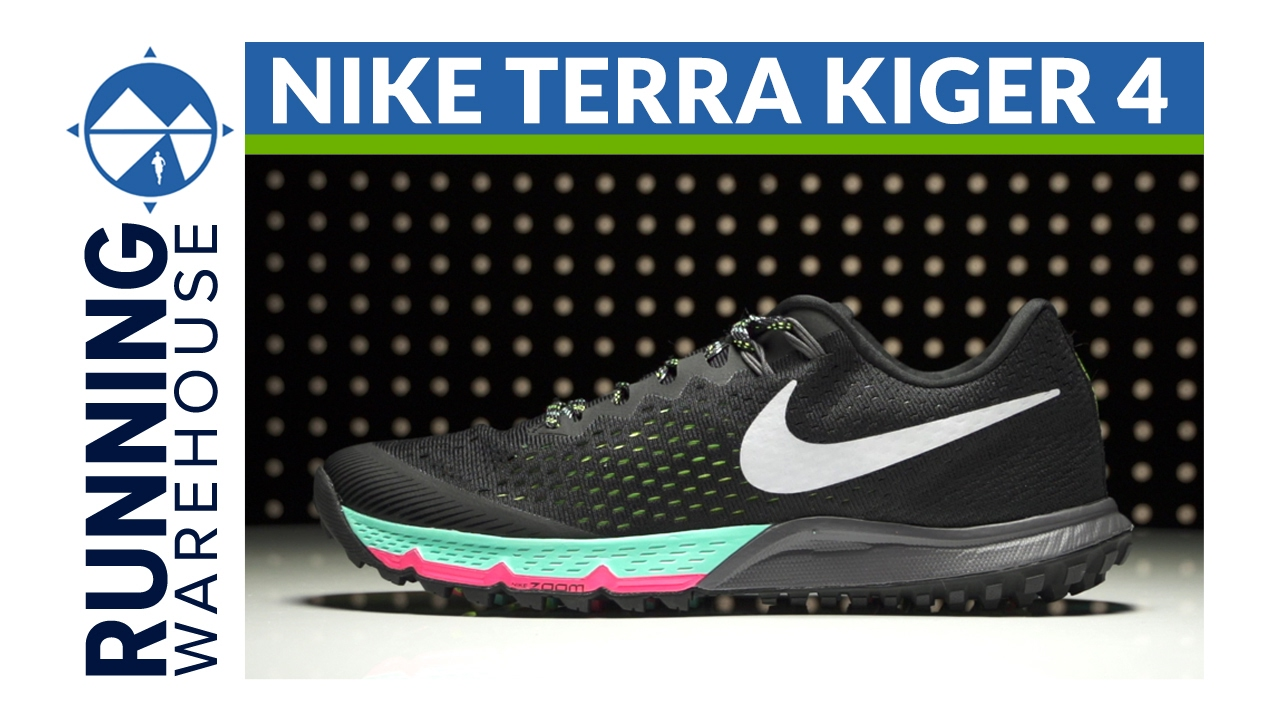 382e5c912642a First Look  Nike Zoom Terra Kiger 4 - YouTube