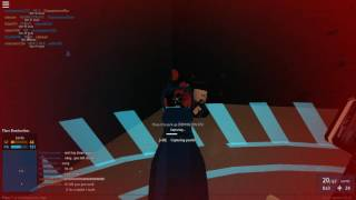30-8 On Mall Map With FAMAS | Roblox: Phantom Forces Beta
