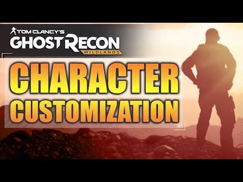 Ghost Recon Wildlands - In Depth: Character Customization