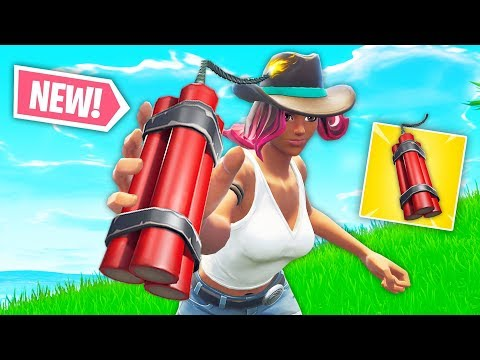 *NEW* DYNAMITE COMING TO FORTNITE!!  Fortnite Best Moments #83 Fortnite Funny Fails & WTF Moments