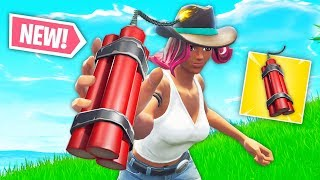 *NEW* DYNAMITE COMING TO FORTNITE!! | Fortnite Best Moments #83 (Fortnite Funny Fails & WTF Moments)