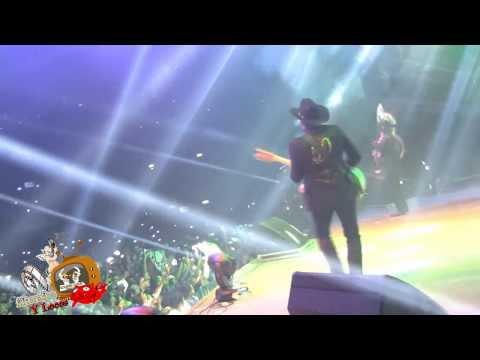 Calibre 50 En Monterrey(la fe music hall) - Alterados y Locos(sueno o realida)
