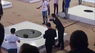 Sumo Robot - MEB Robot Yarışması 2016