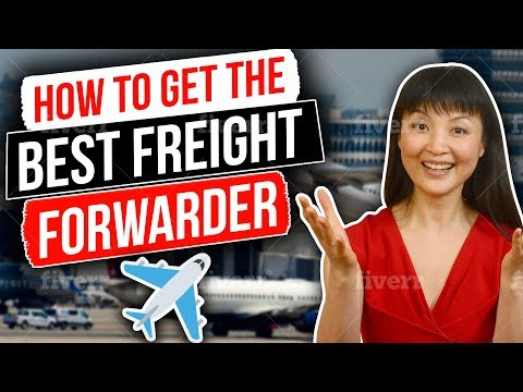 How To Get The Best Freight Forwarder For Your Amazon FBA