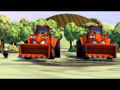 Веселый грузовичок Олли -  Новые серии! - Большой бизнес - Мультики про машинки