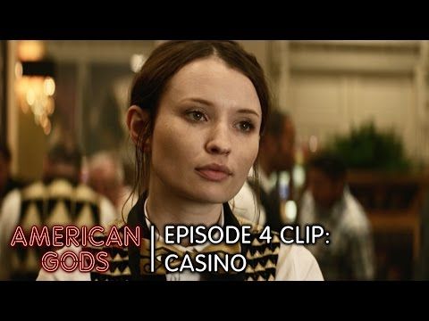 Episode 4 Clip: Casino | American Gods