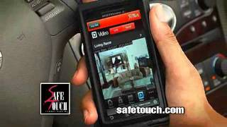 Home Security System with Mobile Video Monitoring