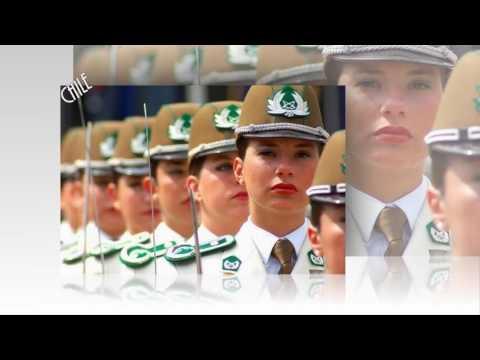35 Hot Police Women from around the Globe