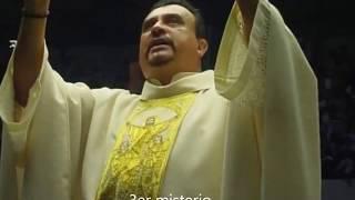 Padre Moises Lárraga Rosario de liberación Oración en lenguas
