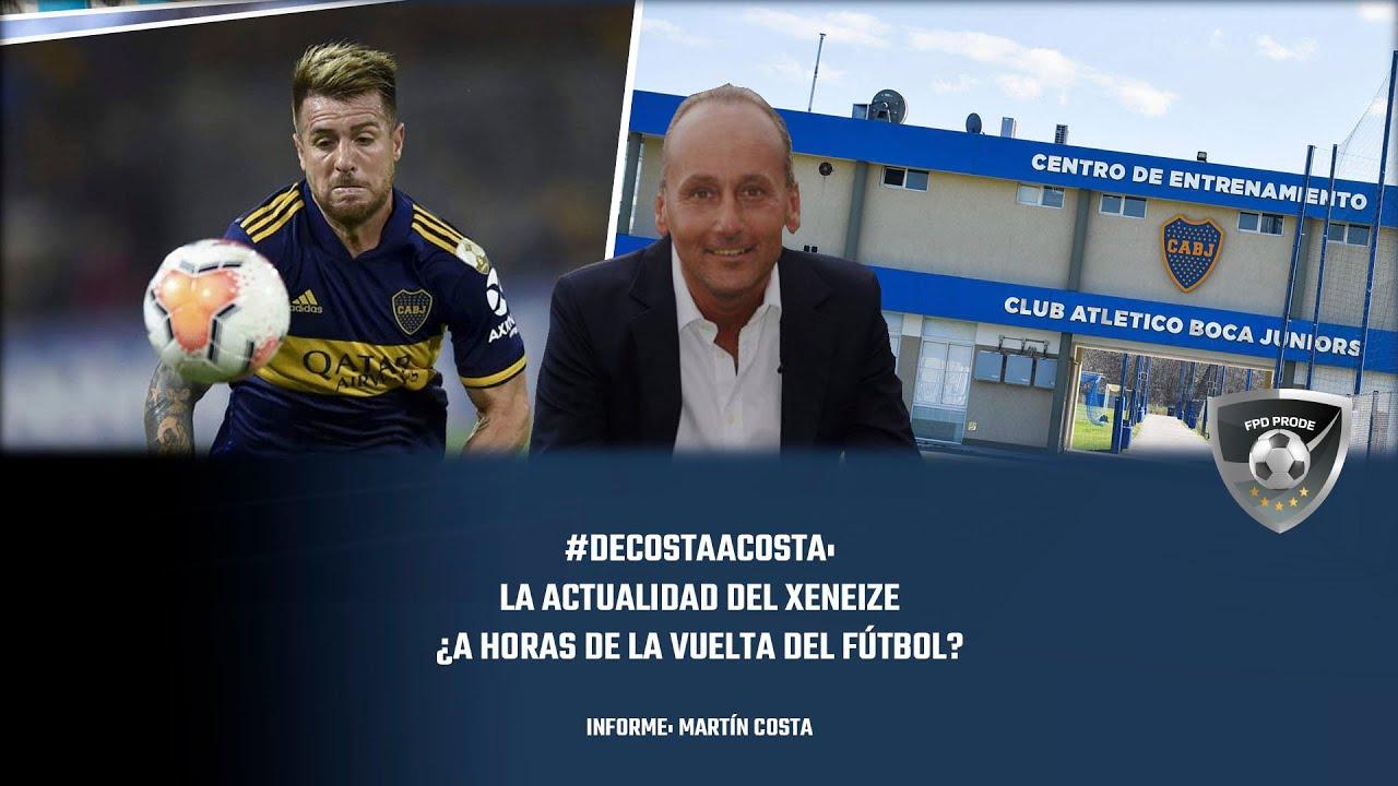 #DeCostaaCosta: La Actualidad del Xenieze ¿A horas de la Vuelta al fútbol?