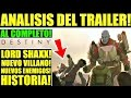 Destiny 2: NUEVOS TIPOS DE ENEMIGOS! XUR! LORD SHAXX! HISTORIA! | Análisis Completo
