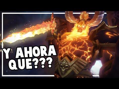 Cómo Unimos el Final de Legion con Battle for Azeroth?
