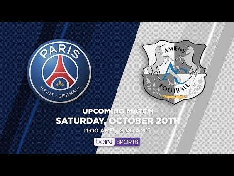 AO VIVO - PSG vs AMIENS (12:00 PM Brasilia)