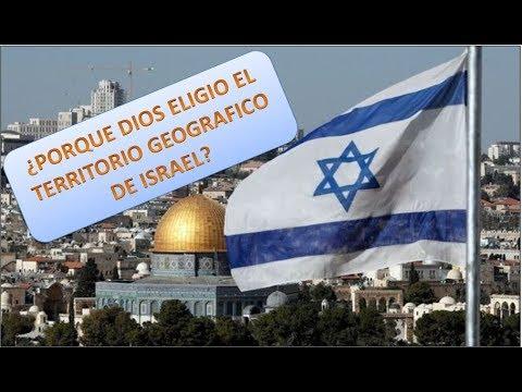 ¿Porque Dios Eligió A Israel?    Evang. Marlon Menacho - Analizando La Ubicación Geografía De Israel