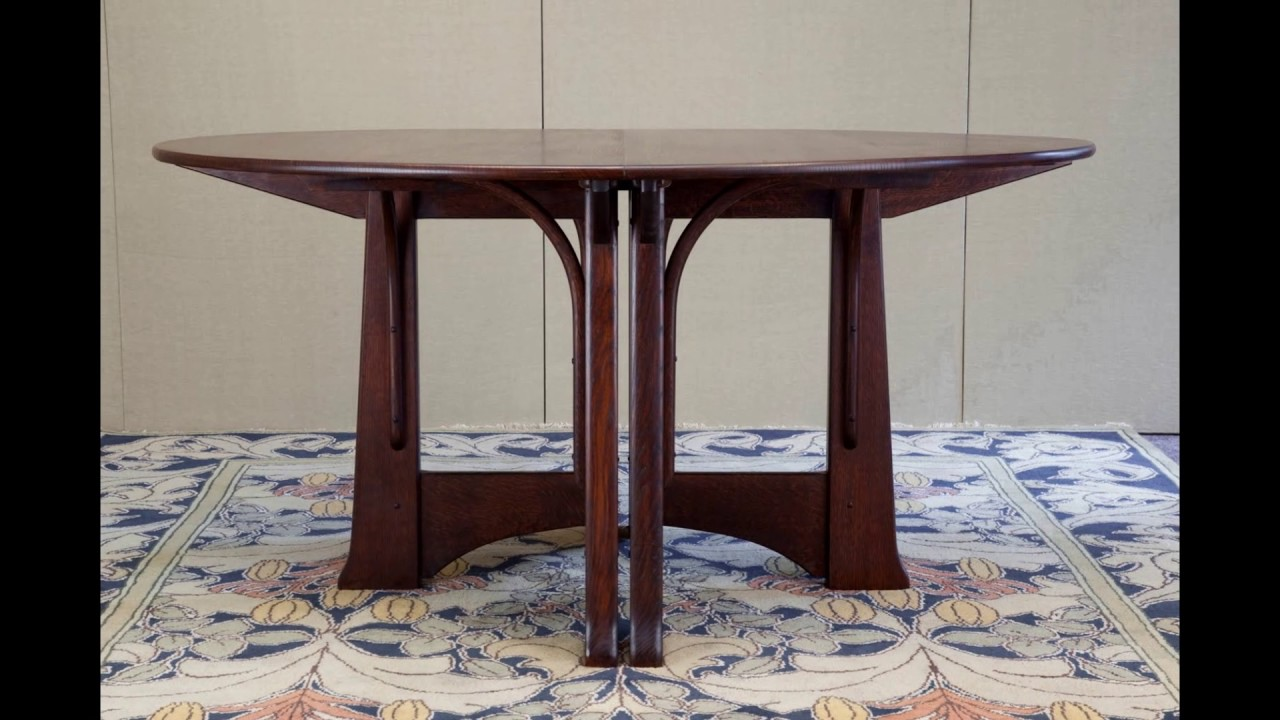 Expandable Dining Room Table YouTube