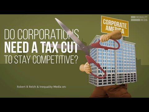 Do Corporations Need a Tax Cut?