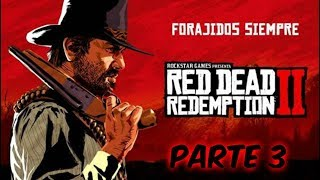 red dead redemption 2  PS4PRO parte 3