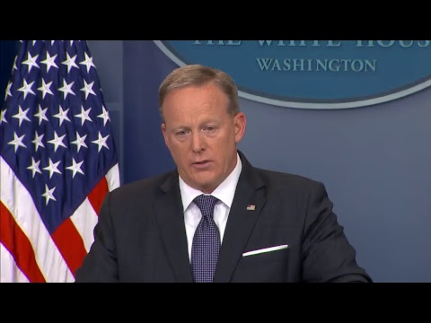 LIVE: 5/30/17 First White House Daily Press Briefing since President Trump foreign trip