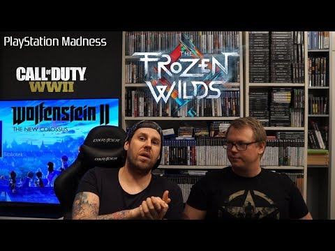 Review Madness - CoD: WWII, Horizon Zero Dawn: The Frozen Wilds and Wolfenstein II Mp3