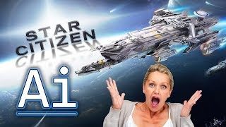 Actual Star Citizen Gameplay - This Game Will Destroy Your Life