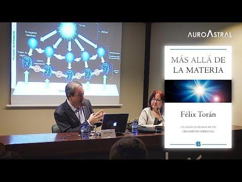 """Presentación de """"Más allá de la materia"""" en Alicante"""