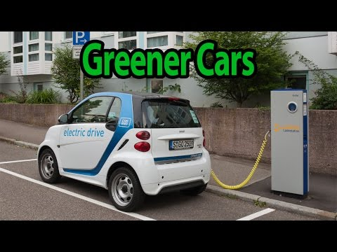 Greener Cars: The Road to the Future