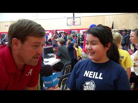 Alberni Valley Elementary Wrestling 2017 - Shaw TV Port Alberni
