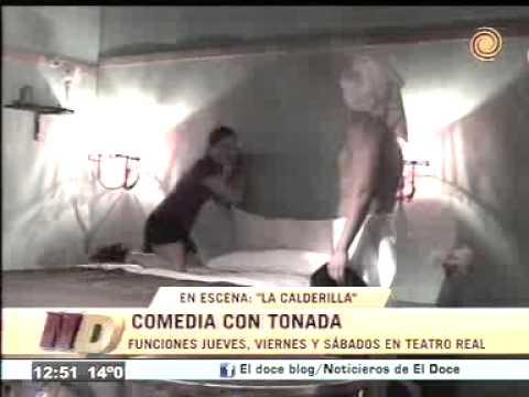 En escena: La Calderilla