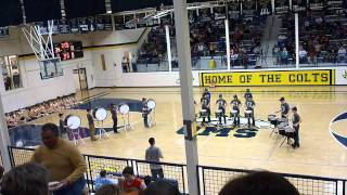 Ocoee Middle School Drum Line
