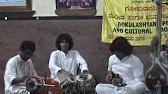 Unnati concert at Odukathur Mutt, Bangalore - 2015 - clip 5