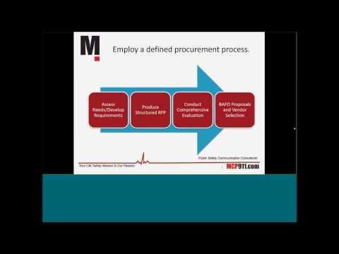 Technology Procurement Best Practices Webinar