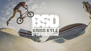 BSD BMX - Kriss Kyle at the Streetdome